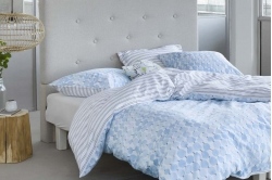 linge de lit KRISA BLUE - ESPRIT