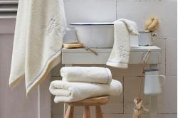 linge de bain TRAPPEUR - SYLVIE THIRIEZ