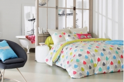 linge de lit SULA CITRON - SCION LIVING