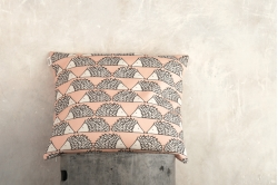 coussin SPIKE BLUSH - SCION LIVING