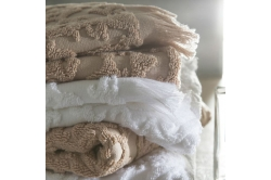 linge de toilette PRINCESSE sable