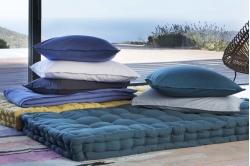 linge de lit percale lavée SMOOTH - JALLA