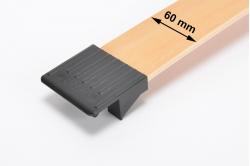 embout FLATCAP long 0096 - monolatte 60 x 8