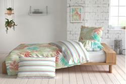 linge de lit CARÏBES - INSPIRATION par ANNE DE SOLENE