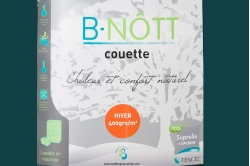 Couette chaude B.NOTT 400 gr/m²- Tencel®