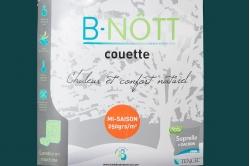 Couette B.NOTT mi-saison 250 gr/m² - Tencel®