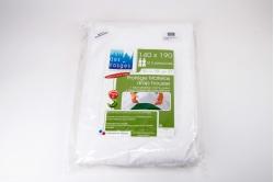 protège matelas imperméable ARNAUD 140x190 (reconditionné)