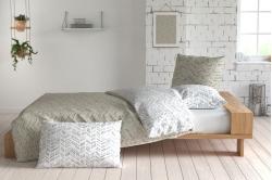 linge de lit INFINI - Inspiration par ANNE DE SOLENE