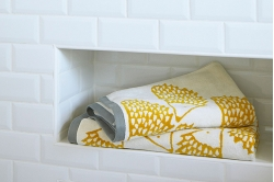 linge de toilette SPIKE curry - SCION LIVING