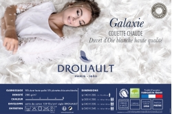 couette GALAXIE