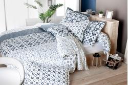 linge de lit coton 57 fils PADANG - TRADILINGE