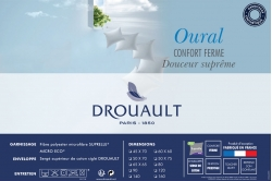 oreiller OURAL - DROUAULT
