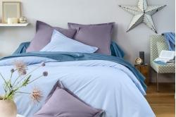 linge de lit percale ESSENTIEL