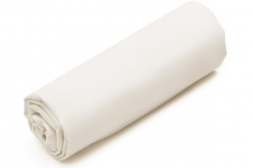 drap housse blanc ESSENTIEL de TRADITION DES VOSGES