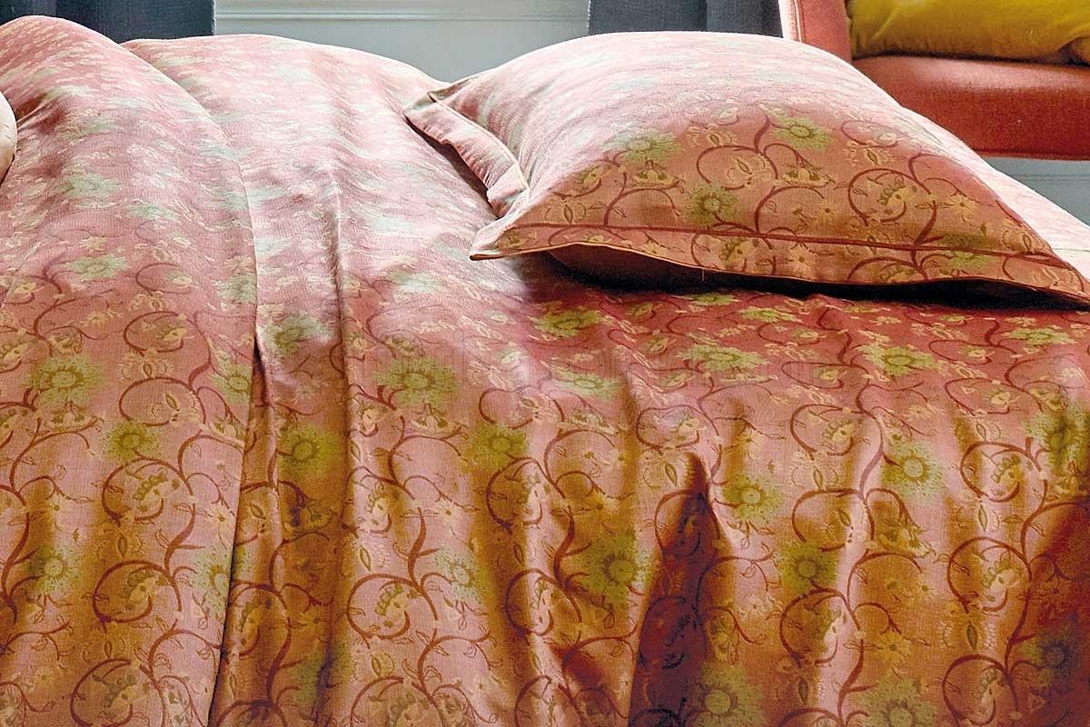 linge de lit sheherazade topaze de blanc des vosges. Black Bedroom Furniture Sets. Home Design Ideas