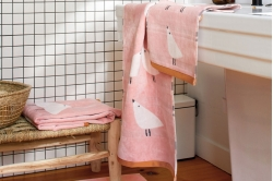 linge de toilette LINTU blush - SCION LIVING