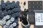 vue d'ensemble des pièces détachées du sommier SPACERFLEX
