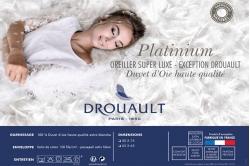Oreiller PLATINIUM - DROUAULT