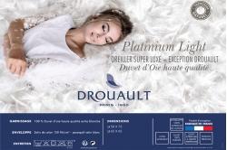 Oreiller PLATINIUM LIGHT - DROUAULT