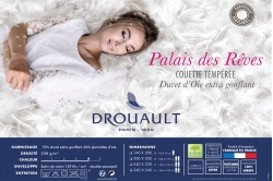 Couette PALAIS DES REVES - DROUAULT