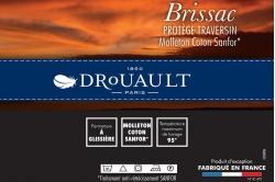 Sous-taie de traversin BRISSAC - DROUAULT