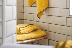 Linge de toilette INTIME CURRY - BLANC DES VOSGES