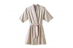 Kimono RIZIERE CHANVRE - BLANC DES VOSGES