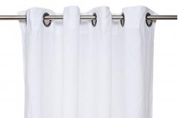 rideaux lin lavé VITI