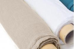 Tissu au mètre 110% lin - VITI de HARMONY