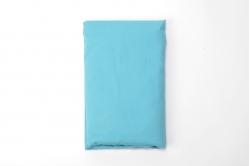 drap housse bleu turquoise ÉGÉIDES - SYLVIE THIRIEZ