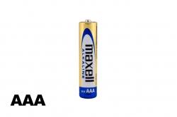 pile ALCALINE 1,5 Volts AAA - LR03