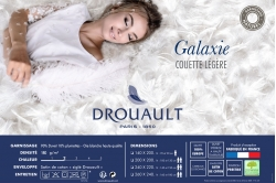 couette GALAXIE light 180 gr - DROUAULT