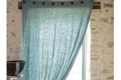 rideaux lin lavé PROPRIANO