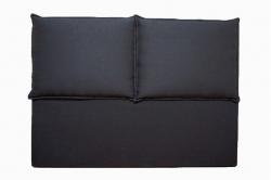 Tête de lit TWINS avec coussins amovibles - SOMOUEST
