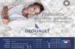 couette duvet oie 250g PLATINIUM - DROUAULT