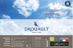 couette ANGELINE Protect Total 300 - tempérée (fin de...