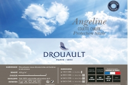 couette ANGELINE Protect Total 450 gr hiver - DROUAULT