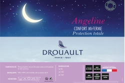 Traversin ANGELINE protection totale - DROUAULT