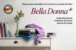 drap housse jersey BELLA DONNA (fin de série) - FORMESSE