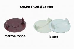 CACHE TROU Ø 35 mm
