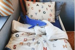 Linge de lit pour enfant ALPHA BED - COVERS