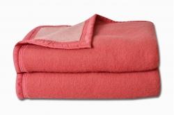 couverture en laine naturelle VOLTA - chaude 500 gr/m²