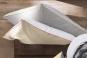 parure de lit DUO bicolore (fin de série)