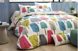 linge de lit CEDRES chanvre - SCION LIVING