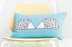 coussin SPIKE turquoise - SCION LIVING