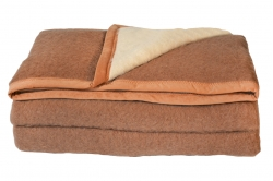 couverture CYBELE chamois