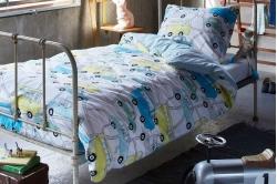 parure de lit enfant VROOM - COVERS