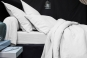 linge de lit UNI LIN - TRADITION DES VOSGES - coloris blanc