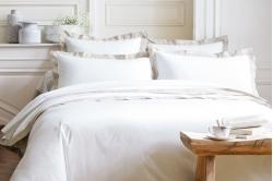 linge de lit ELOGE - ANNE DE SOLENE