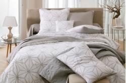 linge de lit blanc PERSEIDES - TRADITION DES VOSGES